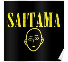 Saitama Nirvana Poster