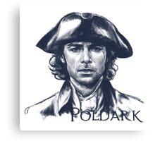 Ross Poldark Canvas Print