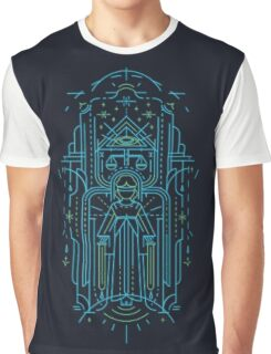 Justitia (Lady Justice) Graphic T-Shirt