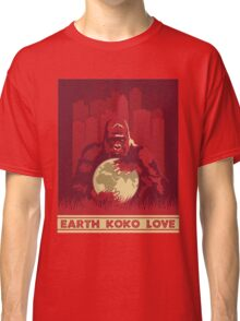 Earth Koko Love Classic T-Shirt