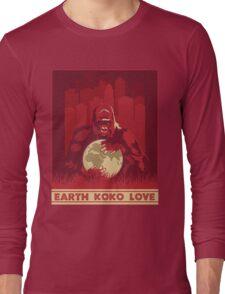 Earth Koko Love Long Sleeve T-Shirt