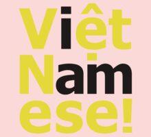 i am Việt Namese! Baby Tee