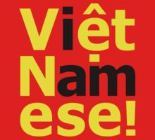 i am Việt Namese! by iloveisaan