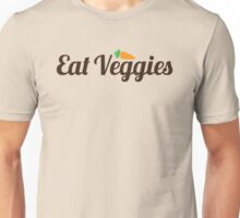 Eat Veggies Unisex T-Shirt