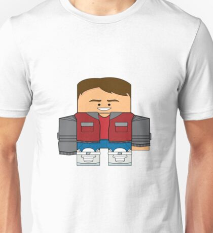 Back to the Future - Marty McFly (Future) Unisex T-Shirt