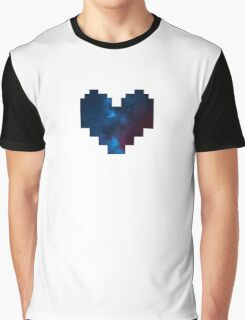 Heart of Determination Graphic T-Shirt
