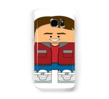 Back to the Future - Marty McFly (Future) Samsung Galaxy Case/Skin