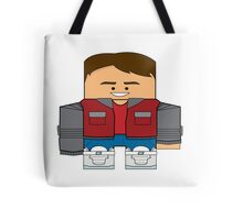 Back to the Future - Marty McFly (Future) Tote Bag