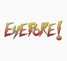 Eye Poke by dorknight