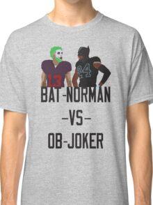Bat-Norman vs OB-Joker Classic T-Shirt