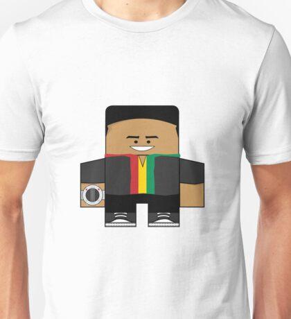 Mighty Morphin Power Rangers - Zack (Black Ranger) Unisex T-Shirt