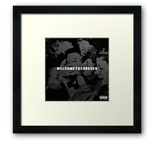 Logic - Welcome to Forever Framed Print