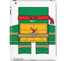 TMNT - Raphael iPad Case/Skin