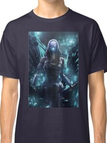 Mass Effect - Tali'zorah Vas Normandy Classic T-Shirt