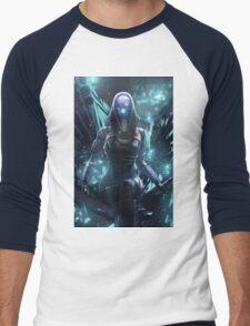 Mass Effect - Tali'zorah Vas Normandy Men's Baseball ¾ T-Shirt