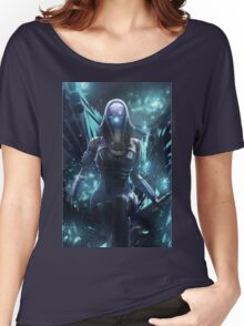 Mass Effect - Tali'zorah Vas Normandy Women's Relaxed Fit T-Shirt