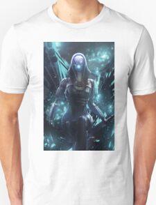 Mass Effect - Tali'zorah Vas Normandy Unisex T-Shirt