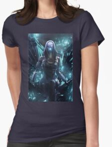 Mass Effect - Tali'zorah Vas Normandy Womens Fitted T-Shirt