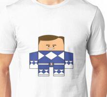 Mighty Morphin Power Rangers - Blue Ranger Unmasked (Billy) Unisex T-Shirt