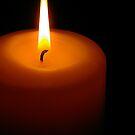 candle light by Cheryl Ribeiro