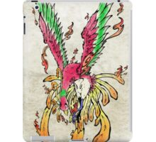 Pokemon Ho-Oh Ink Painting iPad Case/Skin