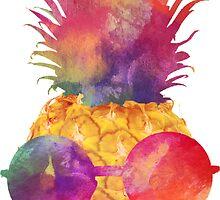 Pineapple by sweetslay