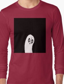 Pixel Art Undertale Design Long Sleeve T-Shirt