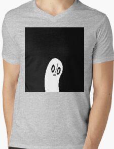 Pixel Art Undertale Design Mens V-Neck T-Shirt