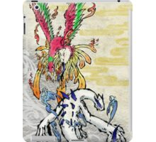 Pokemon Ho-Oh & Lugia Ink Painting iPad Case/Skin