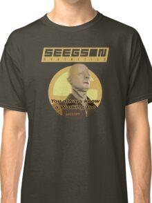 Seegson Synthetics  Classic T-Shirt