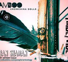 bamboo crowchina by arteology