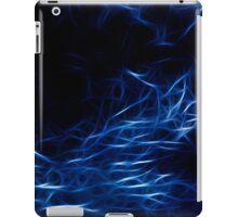 Matrix Blue iPad Case/Skin