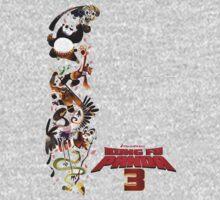kung fu panda 3 movie One Piece - Long Sleeve