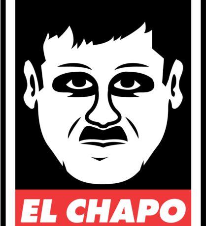 El Chapo Face Sticker