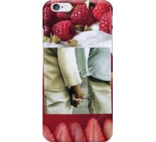 Love Is The Dessert of Life iPhone Case/Skin
