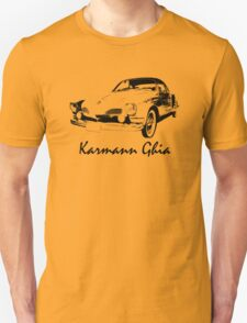 VW Karmann Ghia T-Shirt