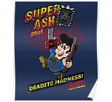 Super Ash Bros Poster