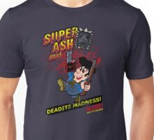 Super Ash Bros Unisex T-Shirt