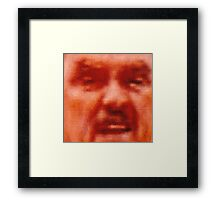 Absolutely Disgusting  Framed Print