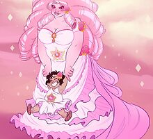 Gem Dresses - Rose and Steven by carbonoid