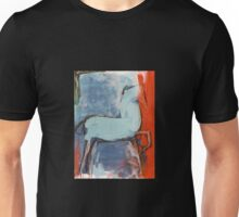 Abstract horse 1 Unisex T-Shirt
