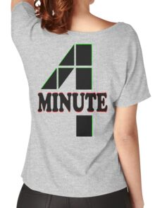 ♥♫Hot Fabulous K-Pop Girl Group-4Minute Cool K-Pop Clothes & Phone/iPad/Laptop/MackBook Cases/Skins & Bags & Home Decor & Stationary♪♥ Women's Relaxed Fit T-Shirt