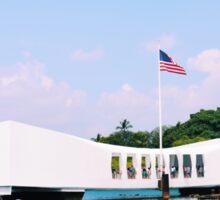 Pearl Harbor Sticker