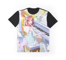 Animal Ver. 2 Maki Nishikino Graphic T-Shirt