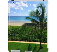 Miami, Florida iPad Case/Skin