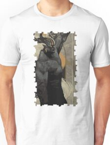Male Qunari Tarot Card Unisex T-Shirt