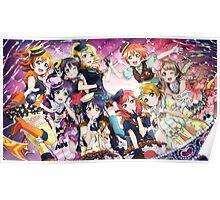 Love Live! School Idol Festival Poster
