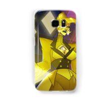 Yellow Diamond - Business Mom Samsung Galaxy Case/Skin