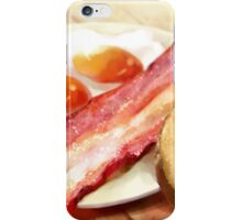 Howl no Ugoku Shiro - Food - Howl's Moving Castle iPhone Case/Skin
