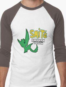 Smite Kukulkan Version Men's Baseball ¾ T-Shirt